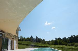 VOILE D'OMBRAGE par GRAND VOILE - La Toile