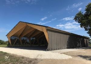 Halle du Teich (33) - Agence Bulle Architectes Bordeaux
