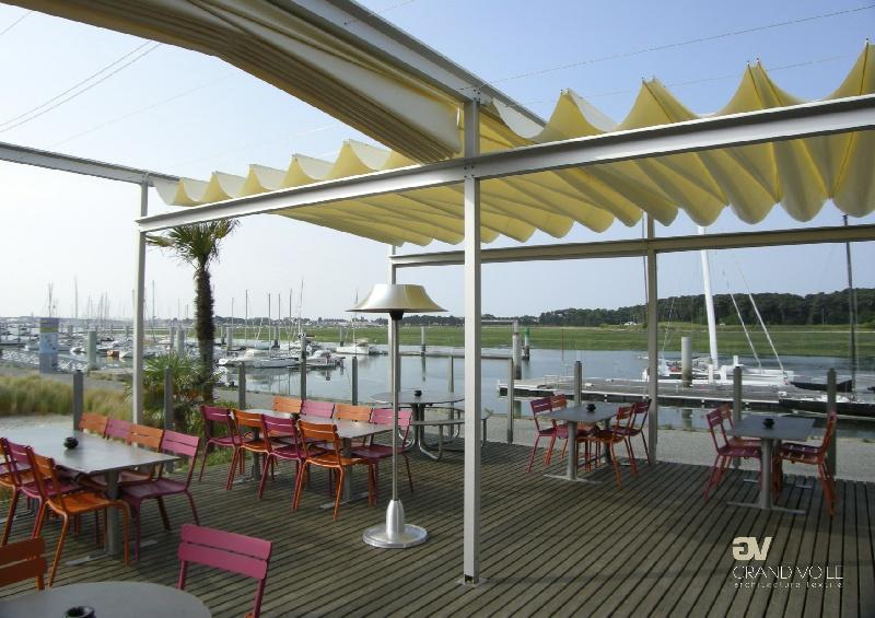 Couvrir Une Terrasse De Restaurant | Cartier Love Online
